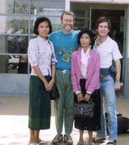 Sovan, Roland, Yuro, Tom Riddle 1993