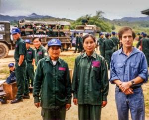 Taken at the Plan of Jars in Northern Laos